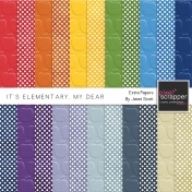 It's Elementary, My Dear- Extra Papers Kit