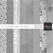 It's Elementary, My Dear - Paper Overlays