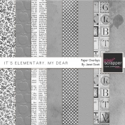 It's Elementary, My Dear- Paper Overlays