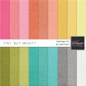 Tiny, But Mighty- Solids Kit