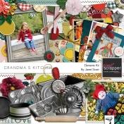Grandma's Kitchen - Elements Kit
