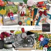 Grandma's Kitchen- Elements Kit