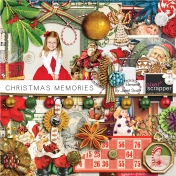 Christmas Memories- Elements Kit