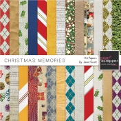 Christmas Memories- Paper Kit