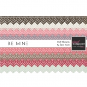 Be Mine- Lace Kit