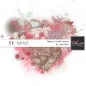 Be Mine- Paint Kit