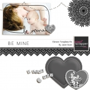 Be Mine- Element Templates Kit