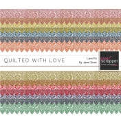 Quilted With Love- Lace Kit