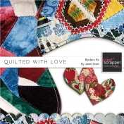 Quilted With Love- Border Kit