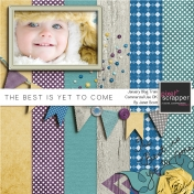 The Best Is Yet To Come- Former January 2013 Blogtrain Freebie