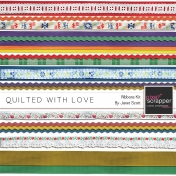 Quilted With Love- Ribbon Kit