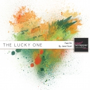 The Lucky One- Paint Kit