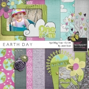 Earth Day- April 2014 Blog Train Mini-Kit