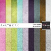 Earth Day- Solid Paper Kit