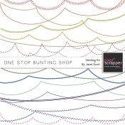 One Stop Bunting Shop- Stitching Kit