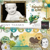 Many Thanks- Elements Kit