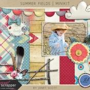 Summer Fields - July 2014 Blog Train