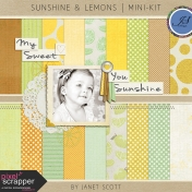Sunshine and Lemons Add On Kit