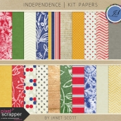 Independence - Paper Kit