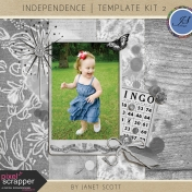 Independence Template Kit 2