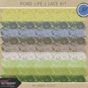 Pond Life- Lace Kit