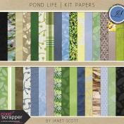 Pond Life- Paper Kit