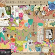 Garden Party- Elements Kit