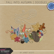 Fall Into Autumn- Doodle Kit