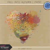 Fall Into Autumn- Paint Kit