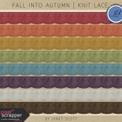 Fall Into Autumn- Lace Kit