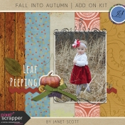 Fall Into Autumn- Add On Kit