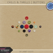 Chills & Thrills- Button Kit