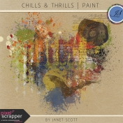 Chills & Thrills- Paint Kit