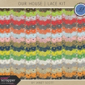 Our House- Lace Kit