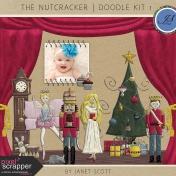 The Nutcracker- Doodle Kit 1