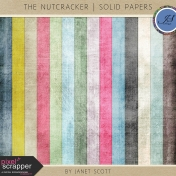 The Nutcracker- Solid Paper Kit