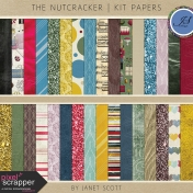 The Nutcracker- Paper Kit