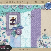 Winter Arabesque- Mini Kit