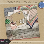 Rustic Charm- Quick Page