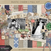 Rustic Charm- Full Kit