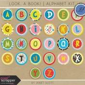 Look, a Book!- Alpha Kit