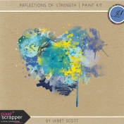 Reflections of Strength- Paint Kit
