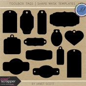 Toolbox Tag Shape Mask Kit 001