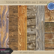 Toolbox Textures 001- Wood