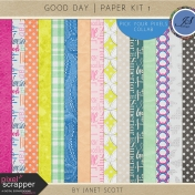 Good Day- Paper Kit 1