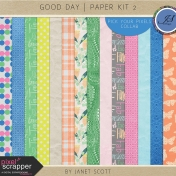 Good Day- Paper Kit 2