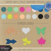 Good Day- Felt Style Kit