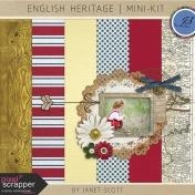 English Heritage- Mini-Kit