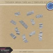 Toolbox Washi Tape 001 - Template Kit