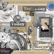 Reflections of Strength- Element Template Kit